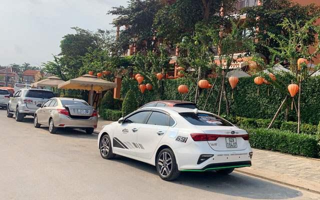 Đặt xe từ Đà Nẵng đi Hội An